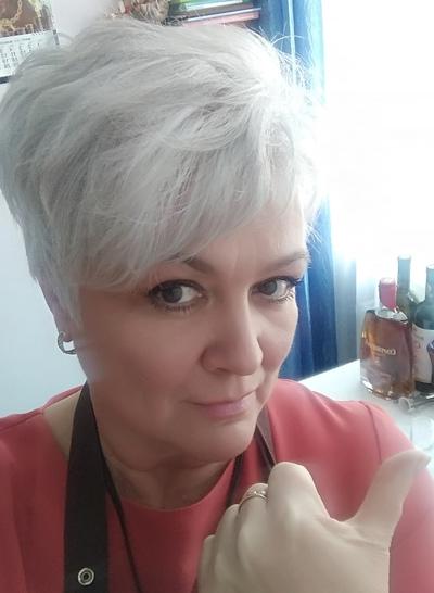 Ирина Вилкова, Санкт-Петербург