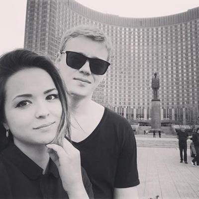 Lidiya Alyabeva, Moscow