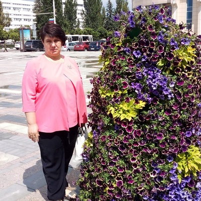 Irina Demidova, Tambov
