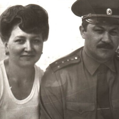 Людмила Сендерская, Красноярск