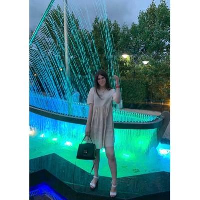 Таня Саблина, Белгород