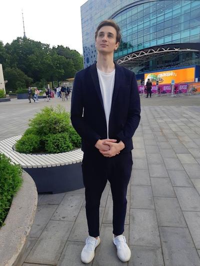 Evgeny Kurdyakov, Москва