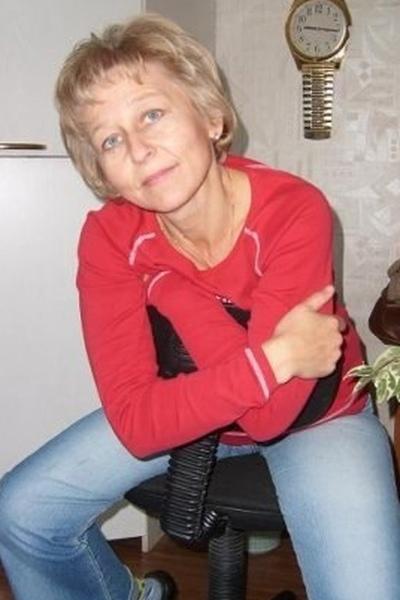 Ирина Комлева