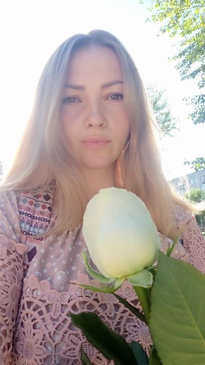 Анастасия Афонина, Череповец