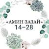 Амин Зазай 14-28