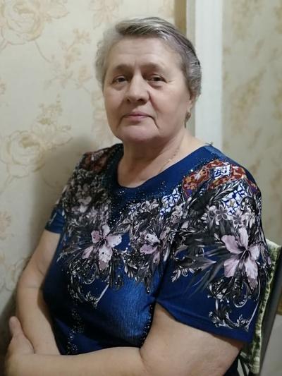 Nina Golodnikova-Mineeva, Meleuz