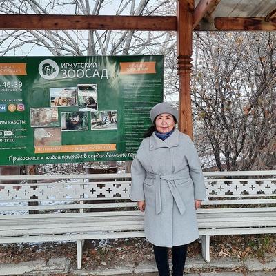 Маргарита Цыбикжапова, Улан-Удэ