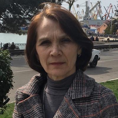 Ирина Семенова, Туапсе