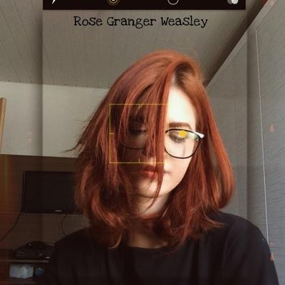 Rose-Grenger Weasley