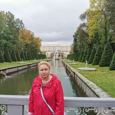 Ольга Шишмарева, Санкт-Петербург