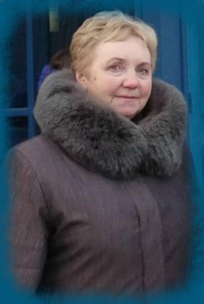 Галина Коноплёва-Анисимова