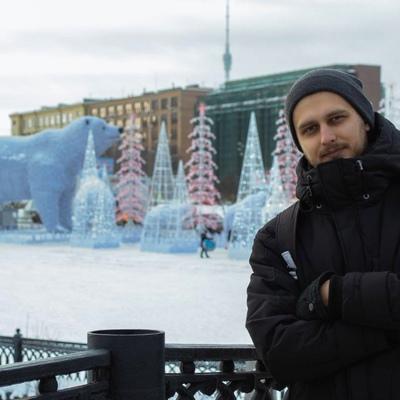 Евгений Виноградов, Москва