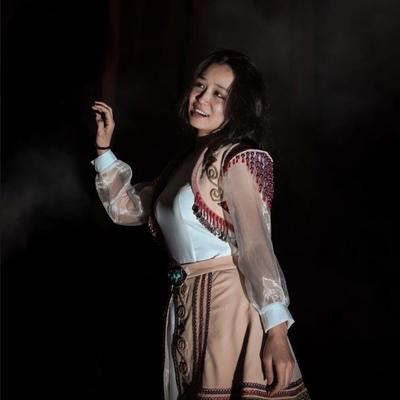 Ерке Багдатхан, Алматы