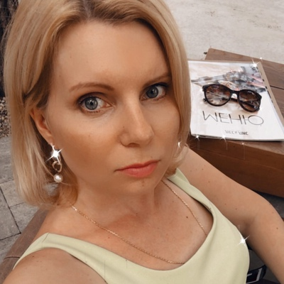 Анна Матвеева, Санкт-Петербург