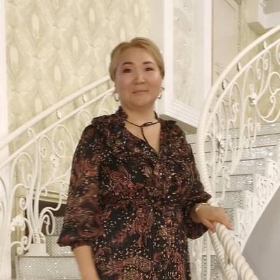 Саида Нарбутаева, Алматы