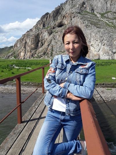 Ника Викторова, Горно-Алтайск