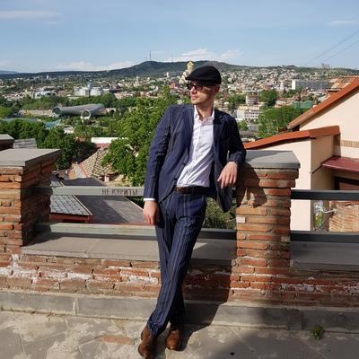 David Lapanashvili, Tbilisi