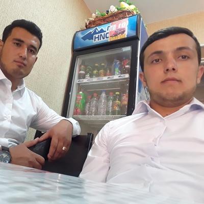 Махсуд Иномов