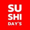 SUSHIDAY'S - доставка суши и вок!
