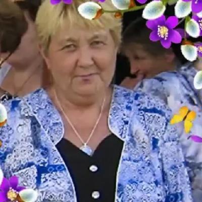 Надежда Скуйбедова