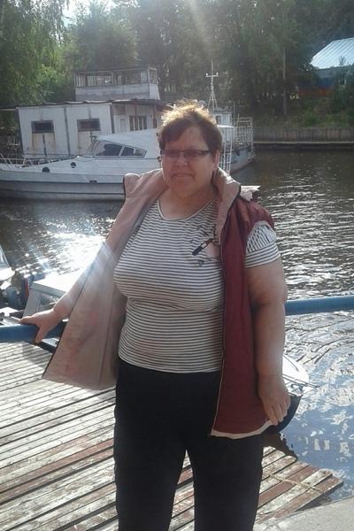 Валентина Булдычева