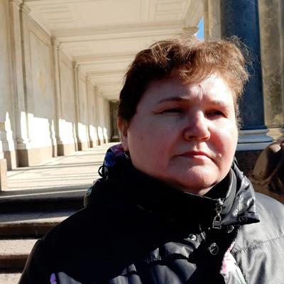 Валентина Смагина, Оренбург