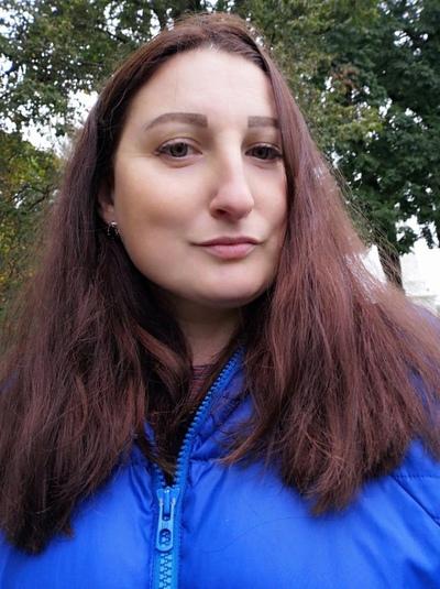 Анна Бородина, Москва