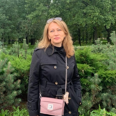 Светлана Бурбыгина, Санкт-Петербург