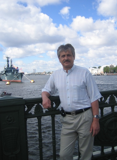 Владимир Малютин, Санкт-Петербург