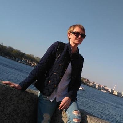 Наталья Степанова, Санкт-Петербург