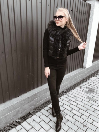 Аида Зайцева, Москва