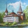 Свято-Успенский Александро-Куштский монастырь
