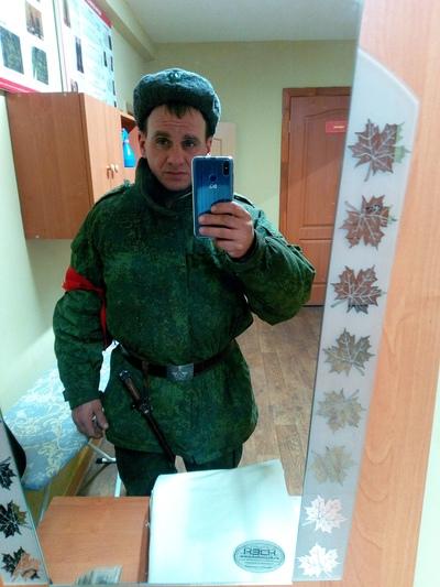 Виталий Луганский, Луганск