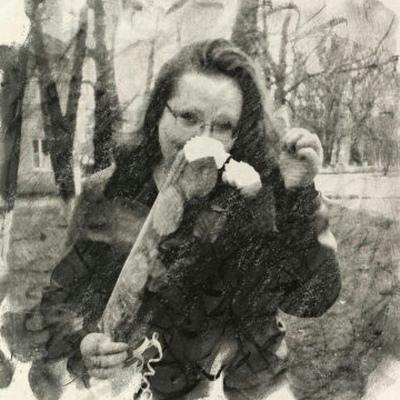 Елена Гончарова, Москва