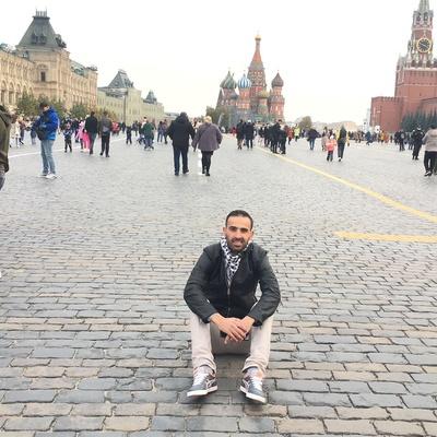 Ильяс Карам, Москва
