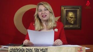 MISS KARACHUL ve Türk Dünyası Araştırmaları Vakfı YELİZ ŞENYERLİ İLE 23 NİSAN 2021 ÖZEL PROGRAMI