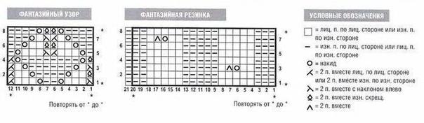 ЭЛЕГАНТНЫЙ ДЖЕМПЕР СПИЦАМИ.